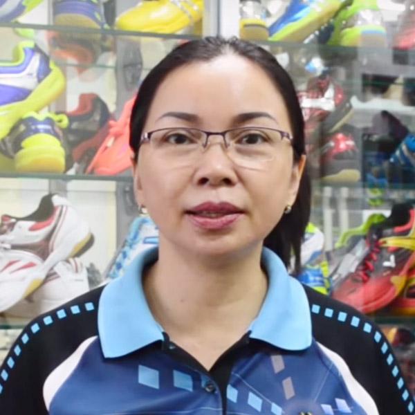 Chị Nguyễn Thị Hồng Loan